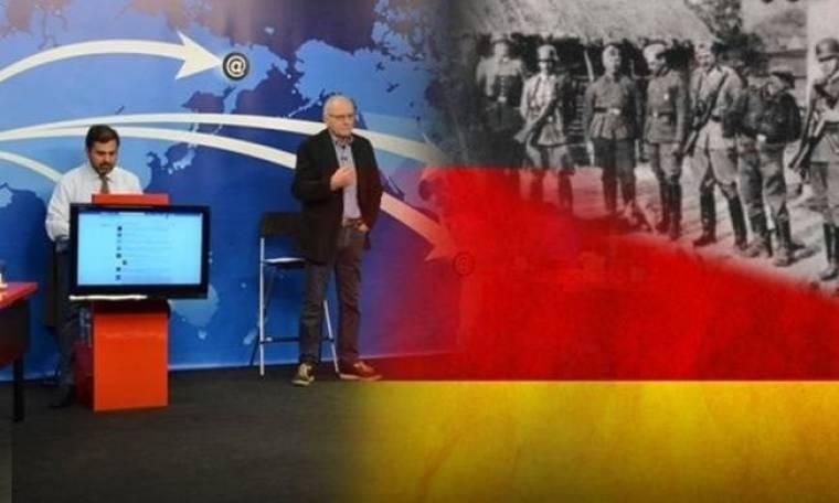 Δείτε στην εκπομπή του Κ. Χαρδαβέλλα πόσα μας χρωστούν οι Γερμανοί!