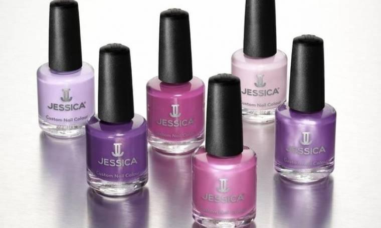 Τα NYXI∙NYXI Beauty Lounge παρουσιάζουν τη νέα, ανατρεπτική  ανοιξιάτικη συλλογή Heavy Petal των βερνικιών Jessica Los Angeles!