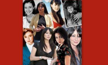 Τότε και τώρα: Η Brenda από τα «Χτυποκάρδια στο Beverly Hills», Shannen Doherty στο πέρασμα του χρόνου