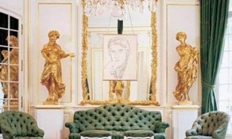 Στο διαμέρισμα του Yves Saint Laurent