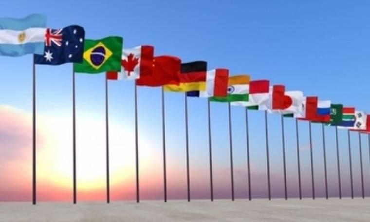 G20: Πιέσεις στην ΕΕ για την επίλυση της κρίσης