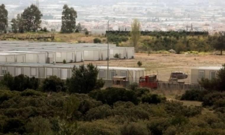 Θέμα ημερών η λειτουργία του κέντρου κράτησης στην Αμυγδαλέζα
