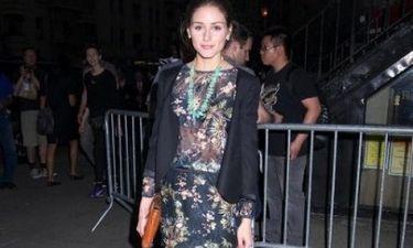 Olivia Palermo: Tο σωστό mix & match με Zara