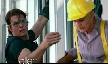 H Ellen DeGeneres πρωταγωνιστεί στις «Επικίνδυνες Αποστολές»