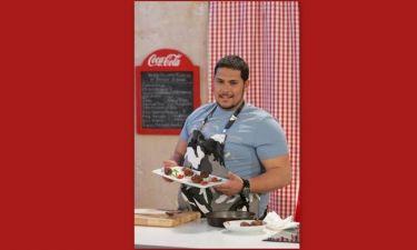 Ο Αθηναγόρας επιστρέφει στον ΑΝΤ1 με το «Cook smart»