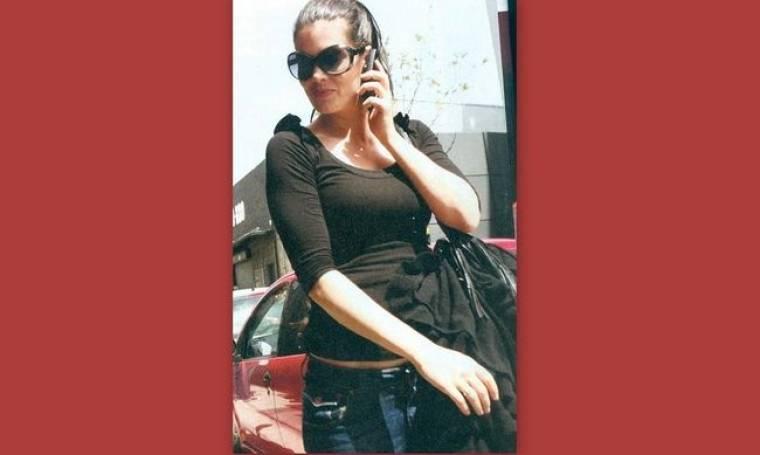 Μαρία Κορινθίου: Με ποιον μιλάει στο τηλέφωνο;