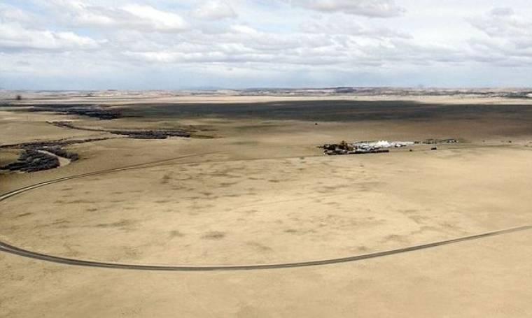 Μια πόλη στη μέση της ερήμου για το Lone Ranger