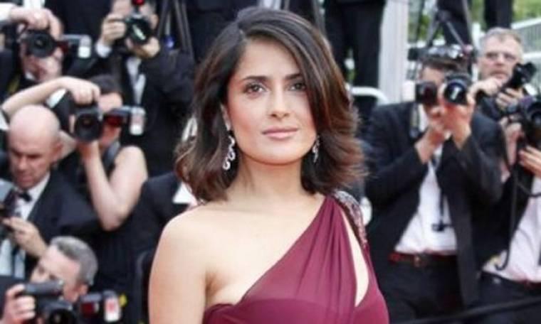 H Salma Hayek σκόπευε να κάνει παιδί μόνη της