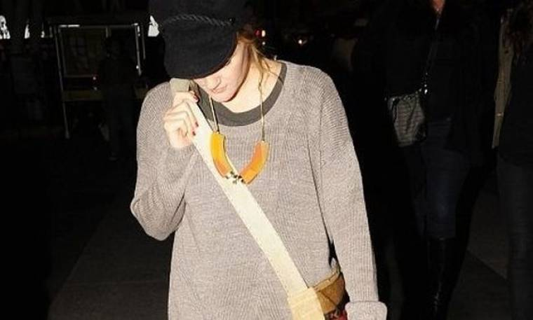 Drew Barrymore: Τα φαρδιά ρούχα έχουν την τιμητική τους