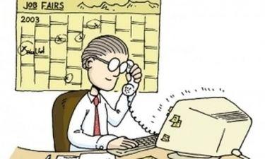 Από την ανεργία στην απασχόληση: #6. Γιατί είναι τόσο δύσκολο να βρει κανείς δουλειά στέλνοντας το βιογραφικό του σε μια αγγελία