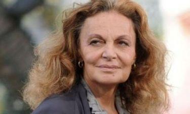 Diane von Furstenberg: «Δεν ήθελα να ασχοληθώ με τη μόδα»