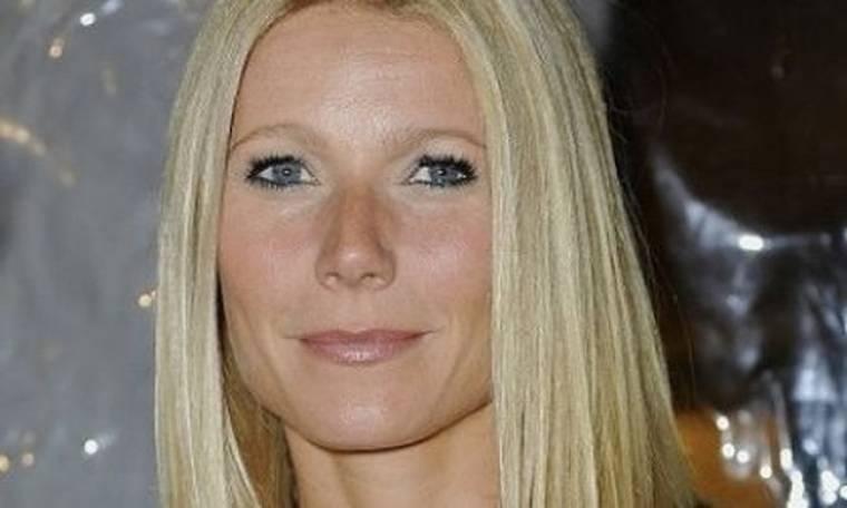 Η Gwyneth Paltrow επιλέγει ombre hair