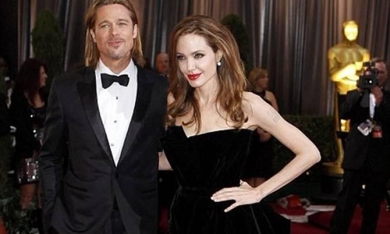 Ποιος είναι ο επικρατέστερος για να σχεδιάσει το νυφικό της Angelina Jolie;