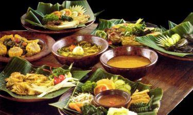 Η ινδονησιακή κουζίνα στο πιάτο σας!