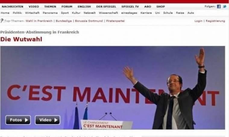 Ο ευρωπαϊκός Τύπος για τις γαλλικές εκλογές