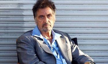 Al Pacino: Κουρασμένος στα πλατό της ταινίας του