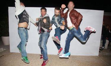 Ένα, δύο, τρία… Jump! (Φωτό)
