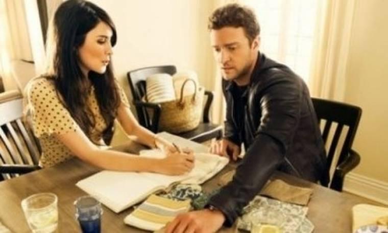 Ο Justin Timberlake σχεδιαζει για το σπίτι