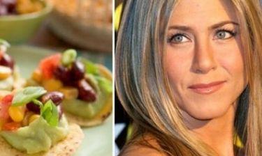 Το αγαπημένο μεξικάνικο σνακ της Jennifer Aniston