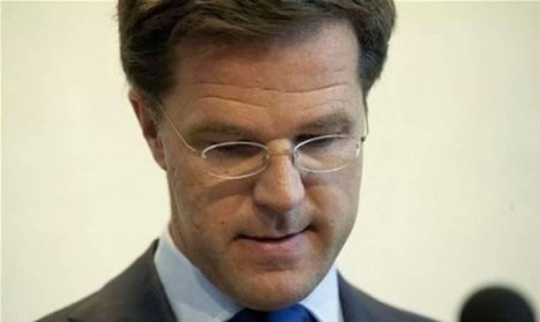 Παραιτήθηκε ο Ολλανδός Πρωθυπουργός