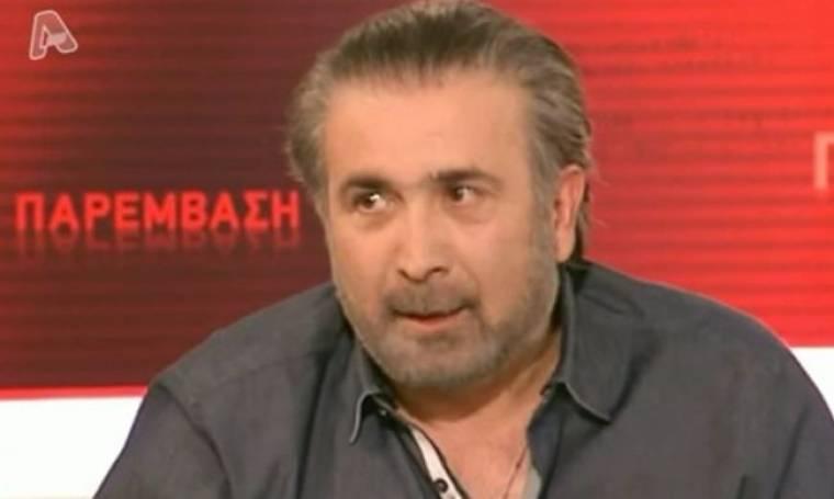 Λάκης Λαζόπουλος: «Ο Μητροπάνος ήταν αληθινός μάγκας»