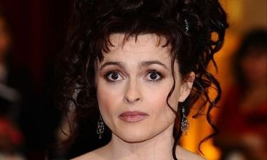 H Helena Bonham Carter φορούσε… πάνες