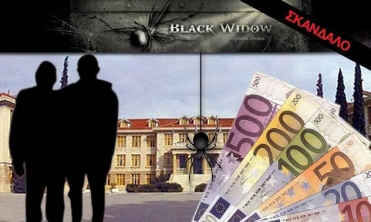 Ο Εφοπλιστής και τα αγορασμένα μαθήματα του γιού του στο Κολλέγιο Αθηνών (Αποκλειστικά στο Black Widow)