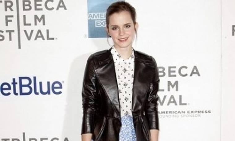 Emma Watson: με total Miu Miu δεν τα κατάφερε