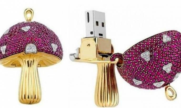Το ακριβότερο USB του κόσμου κοστίζει μόλις(!) 36.900 δολάρια!
