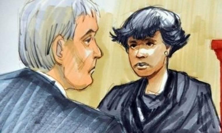 Η Jennifer Hudson καταθέτει στην δίκη του δολοφόνου της οικογένειάς της