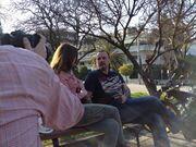 «Bike Stories»: Ορθοπεταλιές στην σημερινή εκπομπή κάνουν οι Πρεζεράκου-Σκαρμούτσου