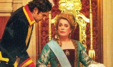 Απίστευτο: Ο Παπακαλιάτης σε ταινία μαζί με την Κατρίν Ντενέβ