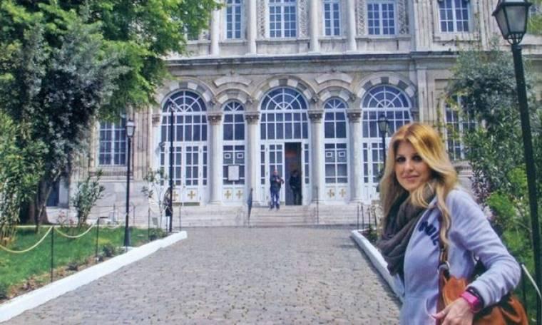 Έλενα Ράπτη: Ταξίδι στην Κωνσταντινούπολη