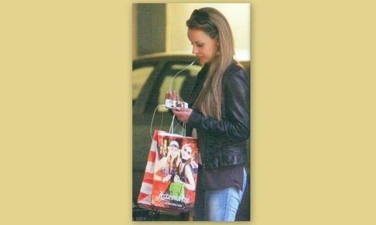 Ιωάννα Λίλη: Για ψώνια στην Τσιμισκή