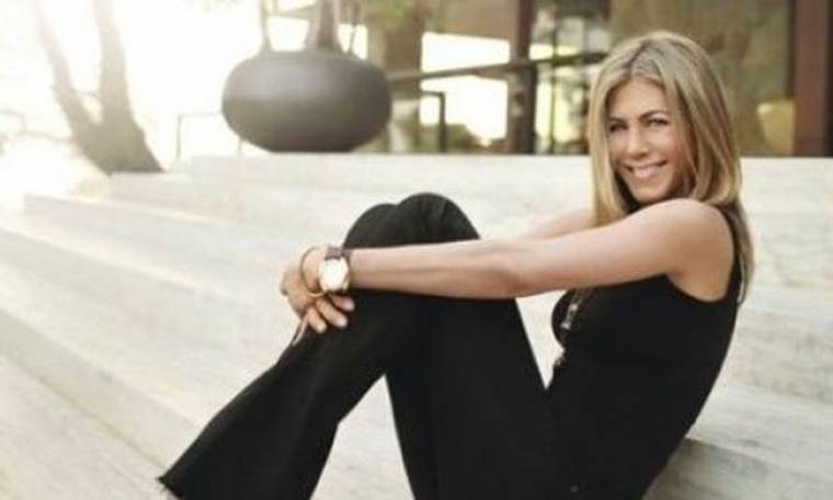 Στο σπίτι με την Jennifer Aniston