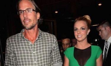 Η Britney Spears παραχώρησε τη διαχείριση στον Jason Trawick
