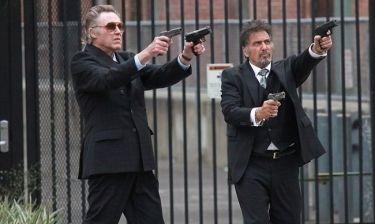 Al Pacino – Christopher Walken: Κυκλοφορούν κι οπλοφορούν