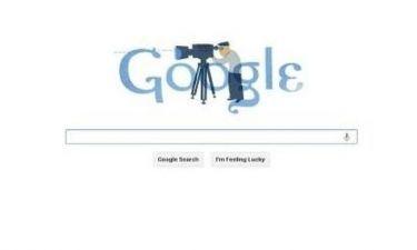 Google: Φόρο τιμής στον Θόδωρο Αγγελόπουλο