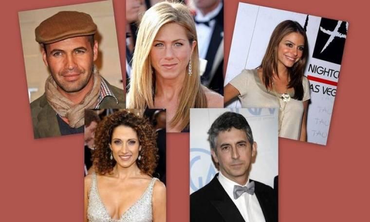 Αστέρια του Hollywood με ελληνική καταγωγή