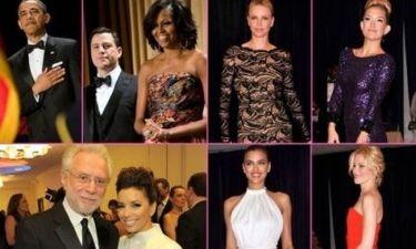 Όλα όσα έγιναν στο Χολιγουντιανό δείπνο του Barack Obama