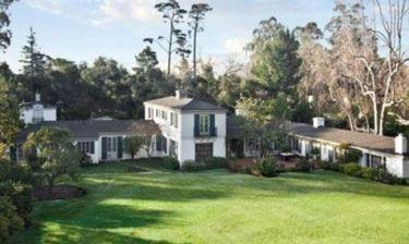 Σε αυτό το σπίτι θα παντρευτεί η Drew Barrymore