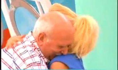 Μενεγάκη-Παπαδάκης: Η τηλεοπτική συνάντηση μετά από 7 χρόνια