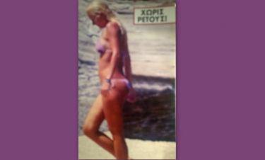 Ελένη Μενεγάκη: Με Ρετούς το πρώτο μπάνιο στην Άχλα… και η αλήθεια! (Nassos blog)
