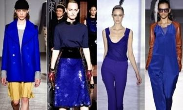 Cobalt blue:Το trend που κέρδισε τις celebrities