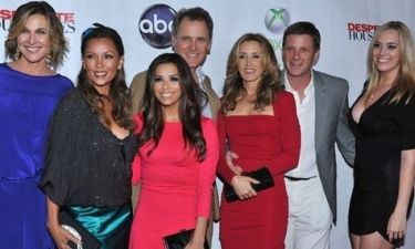 Desperate Housewives: Έκαναν πάρτι για το φινάλε