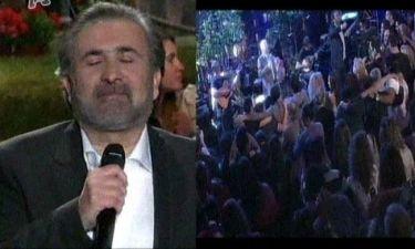 Το συγκινητικό «αντίο» του Λαζόπουλου στον Μητροπάνο