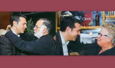 Εκλογές 2012: Ο Μικρούτσικος και η Γαλάνη συνάντησαν τον Τσίπρα!