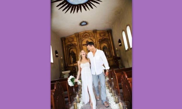 LeAnn Rimes – Eddie Cibrian: Η φωτογραφία της ανανέωσης των όρκων τους