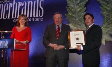 Σημαντική Διάκριση της Astra Medical Hellas Superfoods στα βραβεία Corporate Superbrands Greece 2011-2012