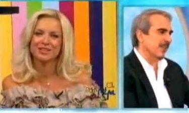 Βαγγέλης Περρής: «Το πιο καλό παιδί της ελληνικής τηλεόρασης είναι η Μαρία Μπεκατώρου»